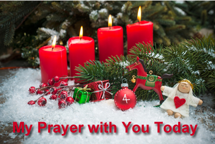 My Prayer With You Today